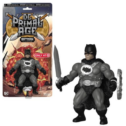 Funko - DC Primal Age - Batman - Black - 01