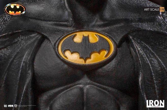Iron Studios - Batman 1989 - Batman - 06