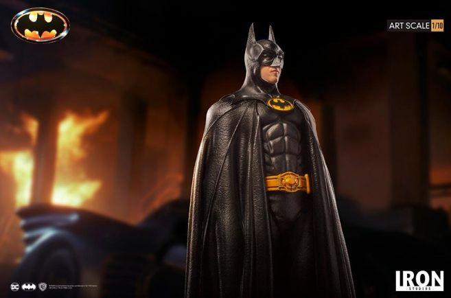 Iron Studios - Batman 1989 - Batman - 08