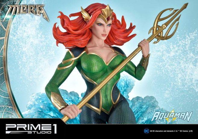 Prime 1 Studio - Aquaman - Mera - 41