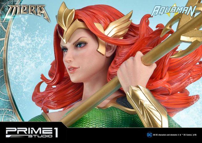 Prime 1 Studio - Aquaman - Mera - 44