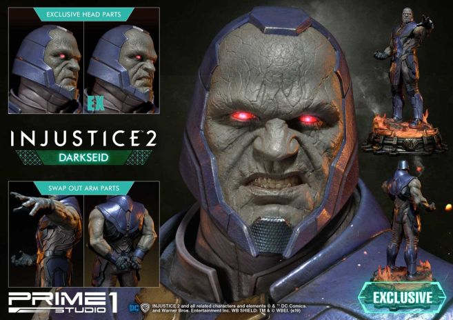 Prime 1 Studio - Injustice 2 - Darkseid - 04