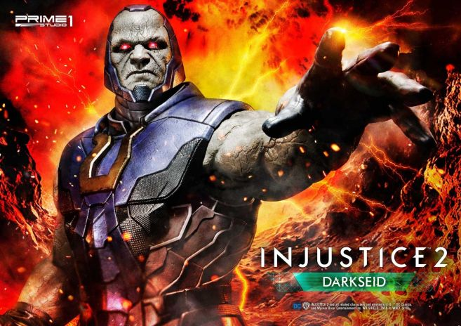 Prime 1 Studio - Injustice 2 - Darkseid - 10