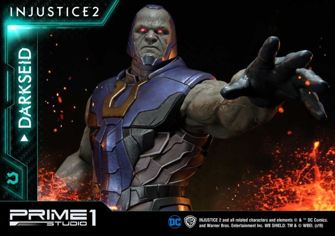 Prime 1 Studio - Injustice 2 - Darkseid - 49