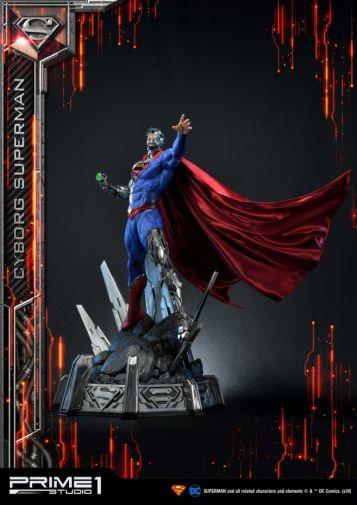 Prime 1 Studio - Superman - Cyborg Superman - 05