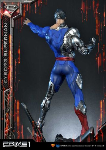 Prime 1 Studio - Superman - Cyborg Superman - 37