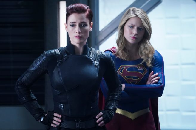 Supergirl - Season 4 - Ep 10 - 13