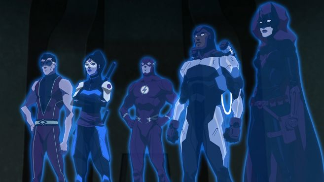 Young Justice Outsiders - Season 3 - Ep 01 - 06