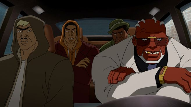 Young Justice Outsiders - Season 3 - Ep 04 - 03