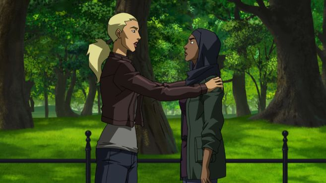 Young Justice Outsiders - Season 3 - Ep 04 - 05