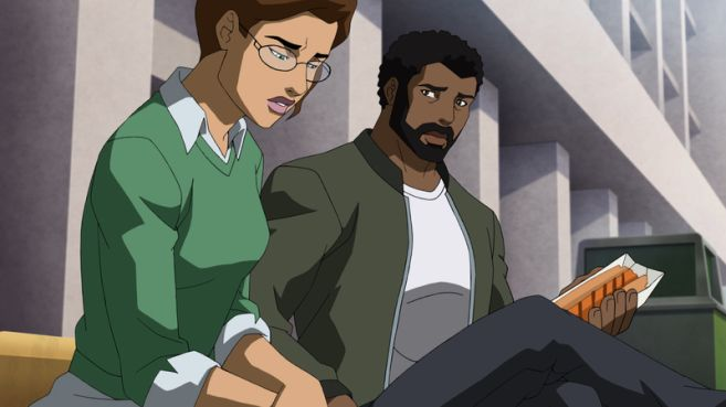Young Justice Outsiders - Season 3 - Ep 04 - 09