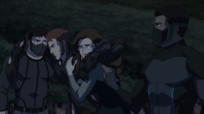 Young Justice Outsiders - Season 3 - Ep 04 - 10