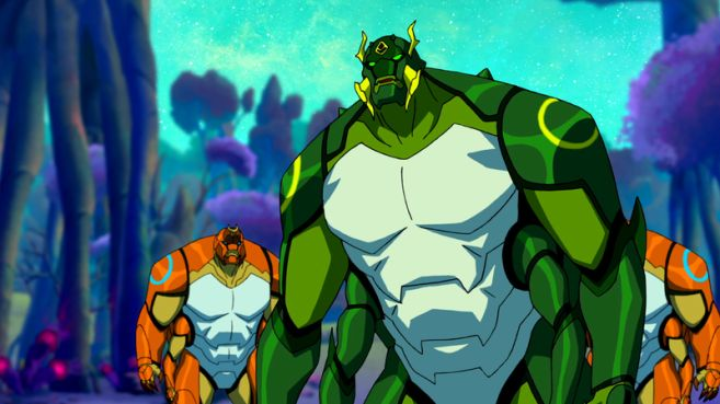 Young Justice Outsiders - Season 3 - Ep 05 - 03