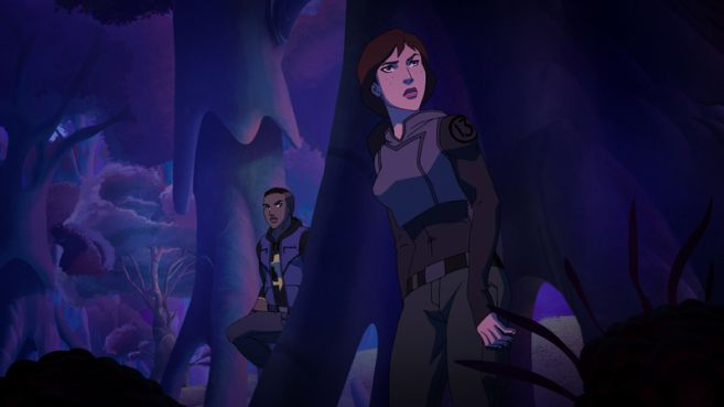 Young Justice Outsiders - Season 3 - Ep 05 - 09