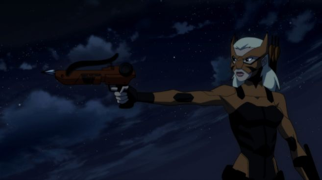 Young Justice Outsiders - Season 3 - Ep 06 - 09