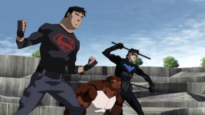 Young Justice: Outsiders Debuts Photos for Episodes 7, 8 ...