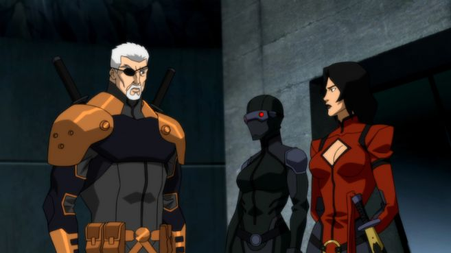 Young Justice Outsiders - Season 3 - Ep 10 - 04