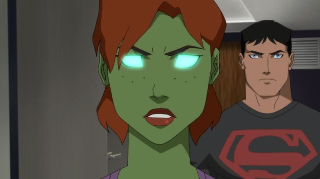 Young Justice Outsiders - Season 3 - Ep 12 - 08