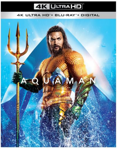 Aquaman - 4K Blu-ray Package - 01