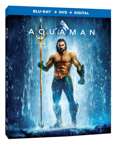 Aquaman - Blu-ray Package - 02