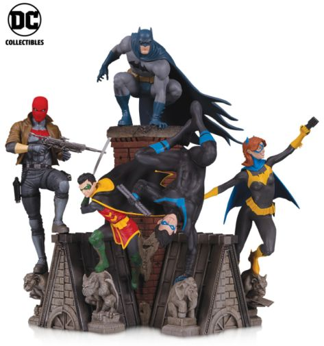DC Collectibles - Toy Fair 2019 - Batman Family - Red Hood Multipart - 01