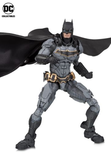 DC Collectibles - Toy Fair 2019 - DC Prime - Batman Figure - 02