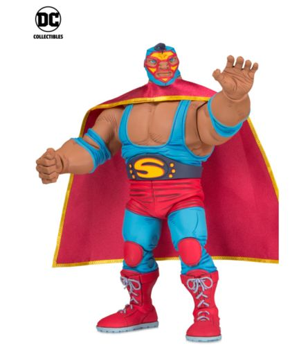 DC Collectibles - Toy Fair 2019 - Preview - DC Lucha Explosiva - 06