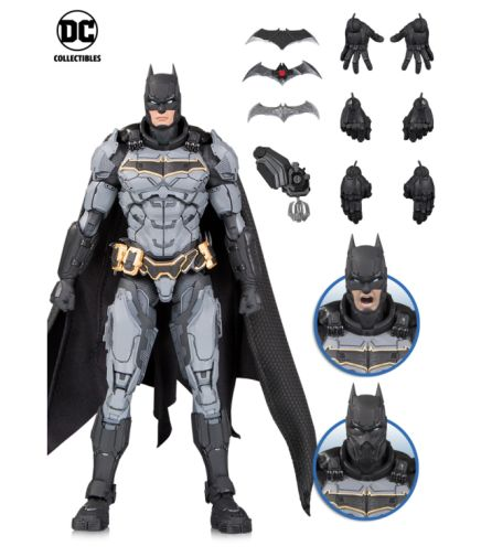 DC Collectibles - Toy Fair 2019 - Preview - DC Prime - 01