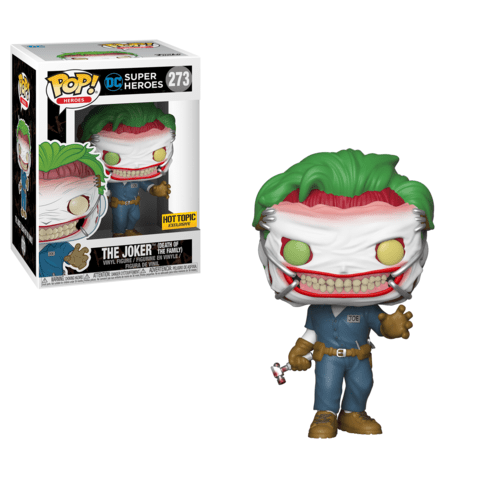 Funko Announces New Joker And Robin Pop Figures Batman News