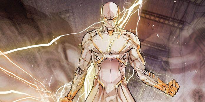 Godspeed - DC - Comics
