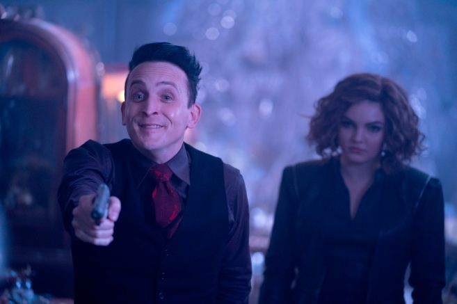 Gotham - Season 5 - Ep 06 - 08