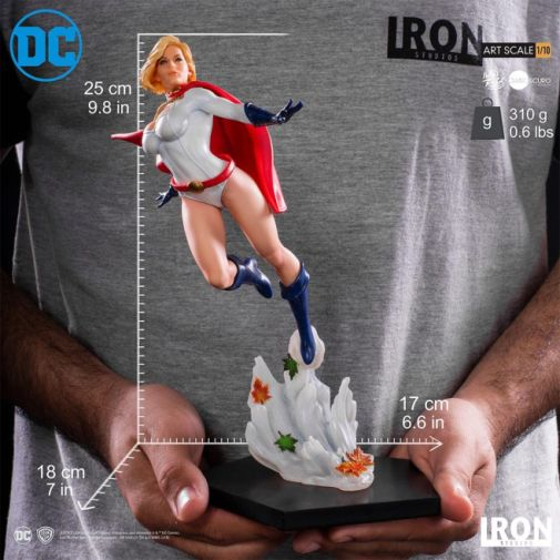 Iron Studios - DC Comics - Series 4 - Power Girl - 12