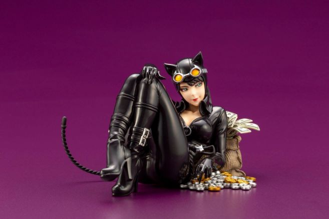 Kotobukiya - Batman -Bishoujo Catwoman - 02