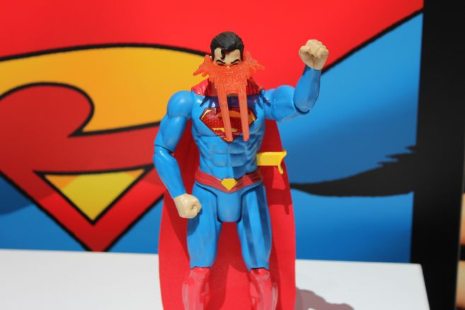 Mattel - Toy Fair 2019 - DC - Figures - 14