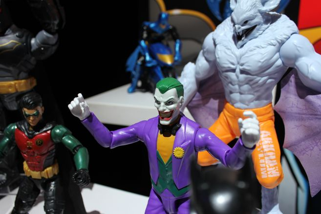 Mattel - Toy Fair 2019 - DC - Figures - 18