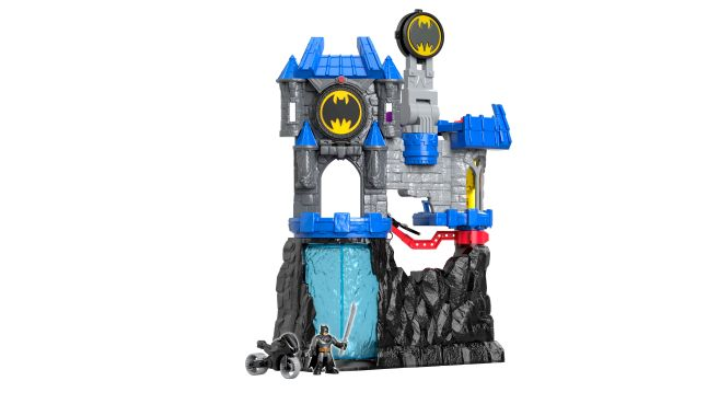 Mattel - Toy Fair 2019 - Imaginext - Batcave - Official Images - 01