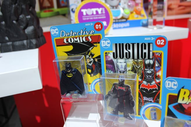 Mattel - Toy Fair 2019 - Imaginext - Batman Figures - 02