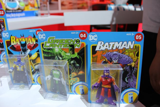 Mattel - Toy Fair 2019 - Imaginext - Batman Figures - 03