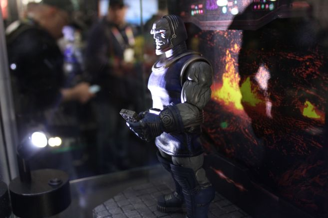 Mezco - One 12 - Toy Fair 2019 - Darkseid - 02