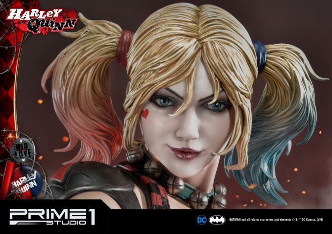 Prime 1 Studio - Batman - Harley Quinn - 01