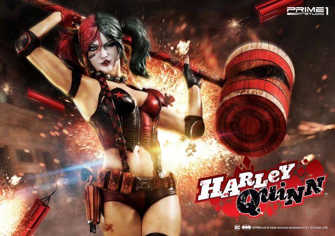 Prime 1 Studio - Batman - Harley Quinn - 15