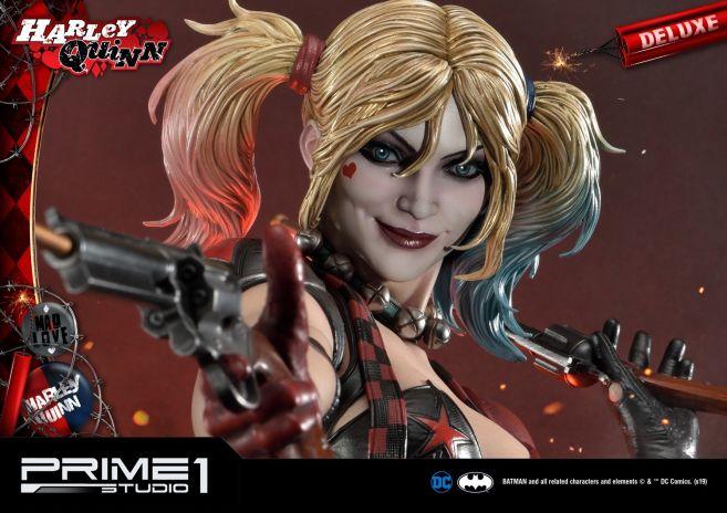 Prime 1 Studio - Batman - Harley Quinn - 29