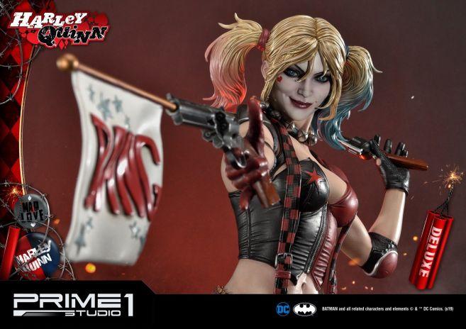 Prime 1 Studio - Batman - Harley Quinn - 30