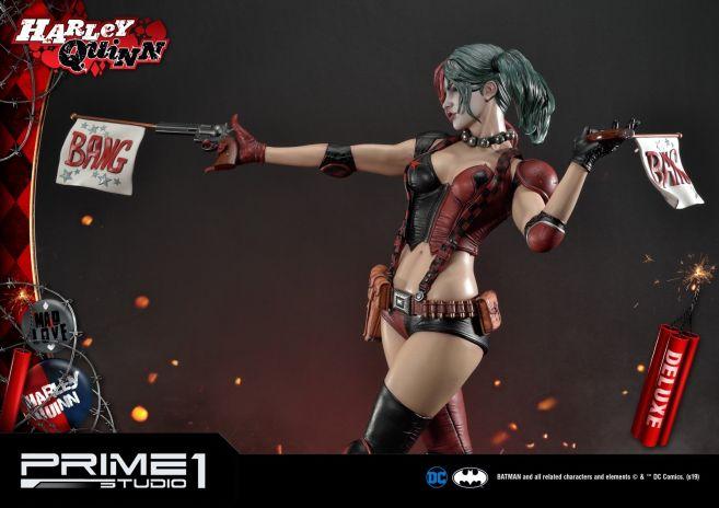 Prime 1 Studio - Batman - Harley Quinn - 36