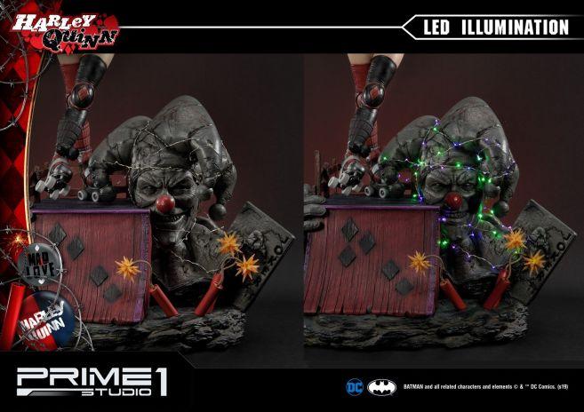 Prime 1 Studio - Batman - Harley Quinn - 50