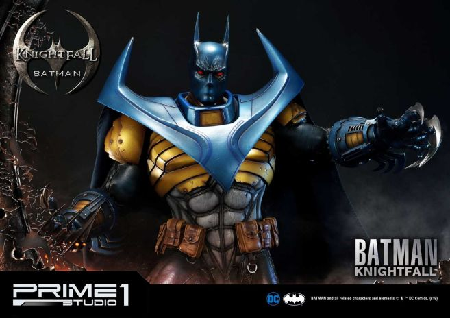 Prime 1 Studio - Batman - Knightfall Batman - 55