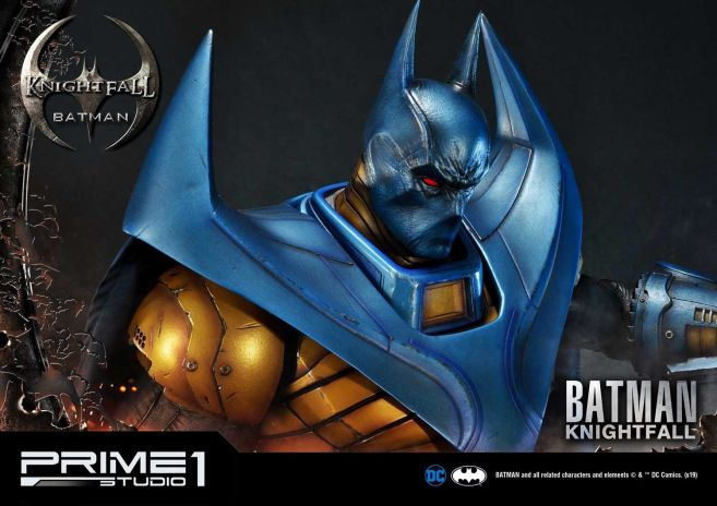 Prime 1 Studio - Batman - Knightfall Batman - 56
