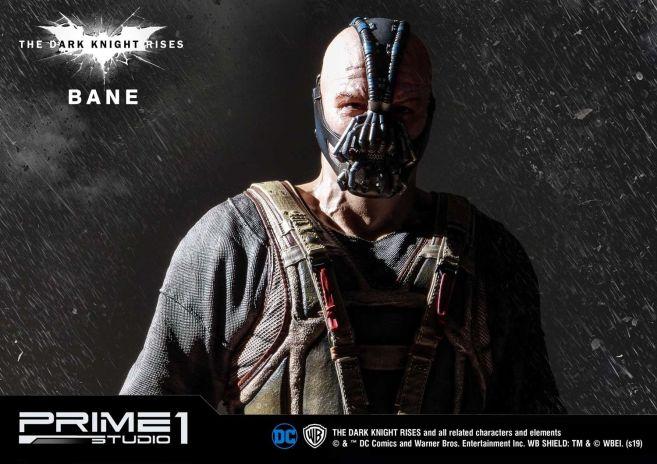 Prime 1 Studio - Dark Knight Rises - Bane - Bust - 11