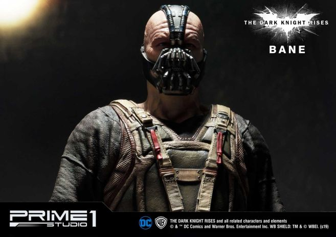Prime 1 Studio - Dark Knight Rises - Bane - Bust - 12