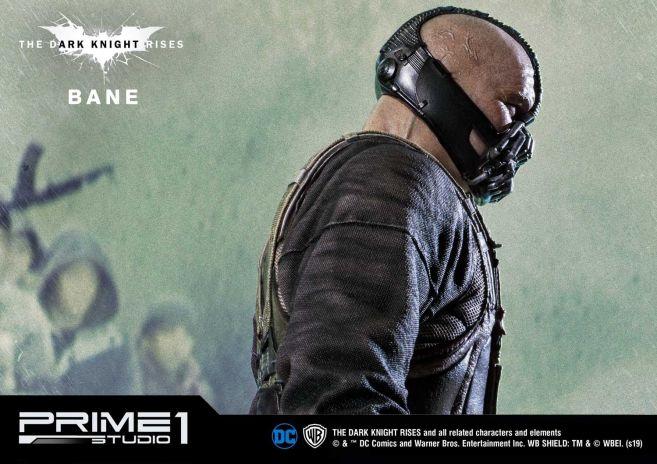Prime 1 Studio - Dark Knight Rises - Bane - Bust - 14